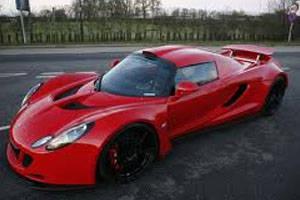 2. Hennessey Venom GT
