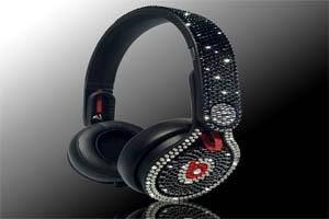 # Beats MIXR headphone with Swarovski
