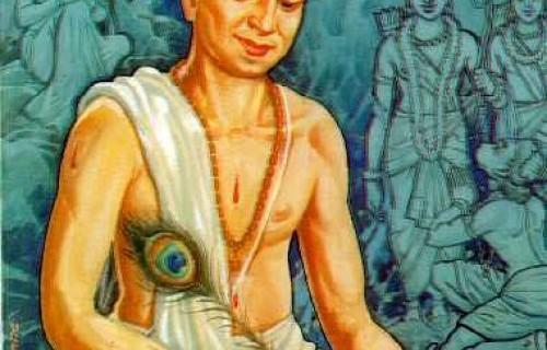 HANUMAN CHALISA WAS AUTHORED BY TULSI DAS.