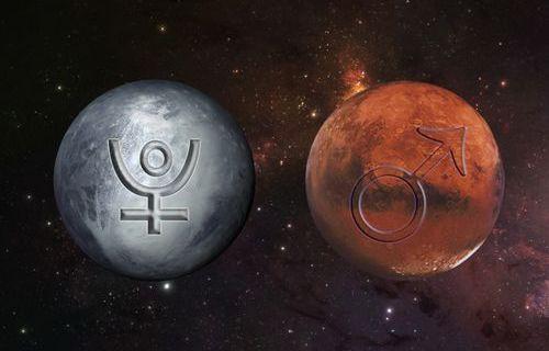 May 7: Mercury Sesquiquadrates Pluto