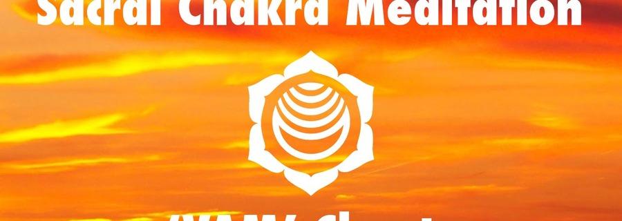 2nd Chakra: The Sacral Chakra