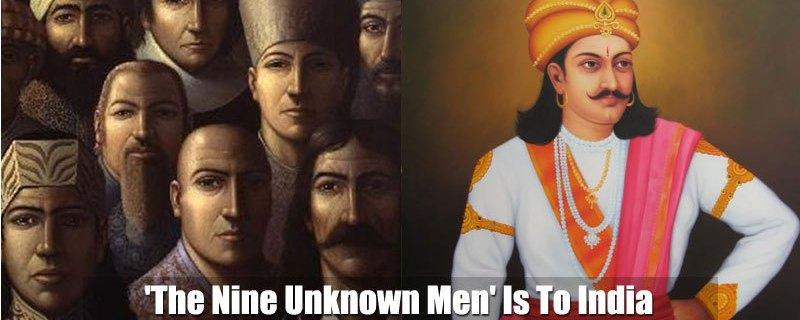 Ashoka's Nine Unknown Men
