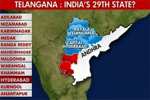 Telangana is Now