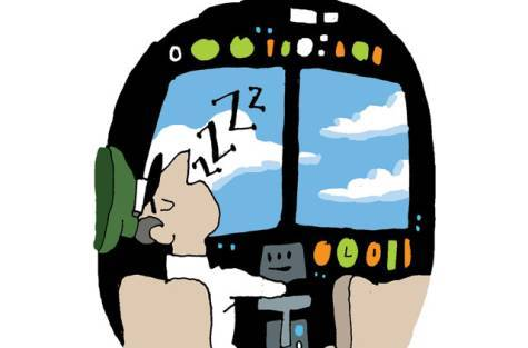 Autopilot mode of living Life