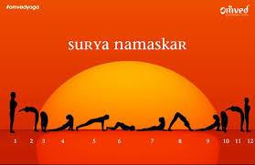 Surya Namaskar has many Benefits
