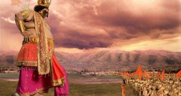 Indra was jealous of Kumbhakarna