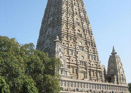 what is mahabhodi temple --a heritage in Gaya Patna Bihar