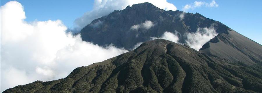 The mysterious Mount Meru