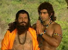 Krishna as Brhamin