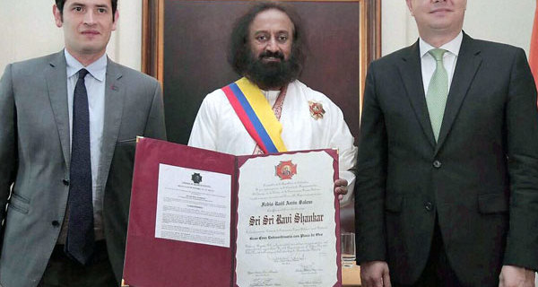 Colombia's highest civilian award