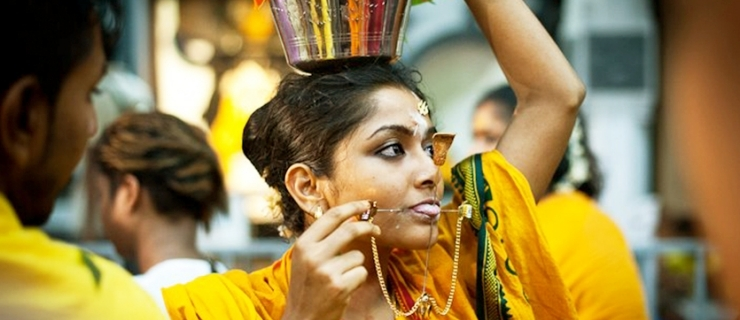 The Thaipuism Festival