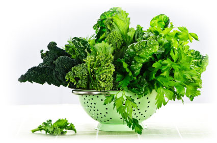 Avoid Green leafy vegetables in Sawan Month