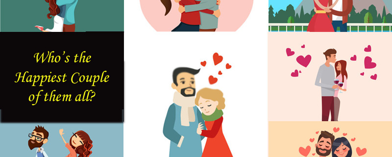 Happiest Couple quiz
