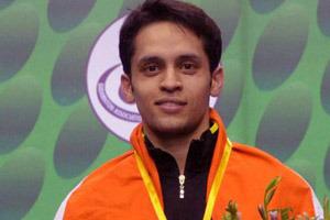 Parupalli Kashyap (Badminton)