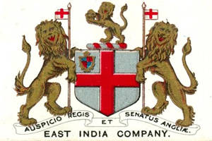 The British East India Company, 1600