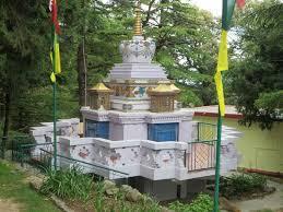 Tushita Meditation Centre in Dharamsala
