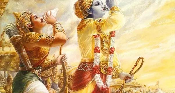 Lord Vishnu's weapon