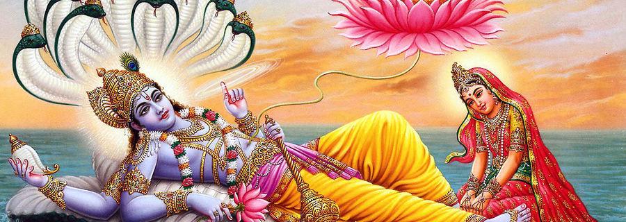 Lord Vishnu popular blogs
