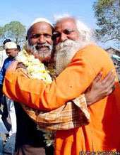 Hindu muslim brotherhood !