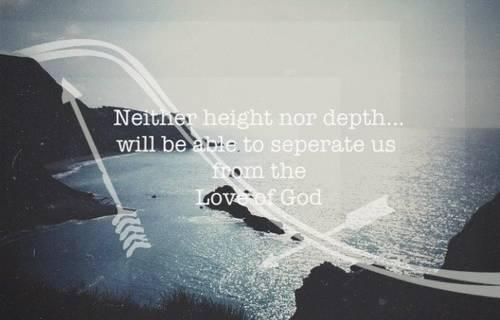 Receive His amazing love today itself