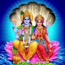 Vishnu – Lakshmi