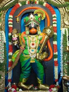 Asta Hamsa Sri Varada Anjaneya Temple
