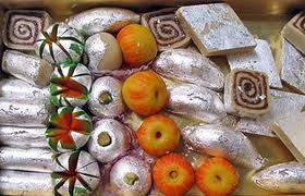 How to Check Silver varakh on sweets ?