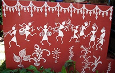 Diwali - In the quiet tribal villages