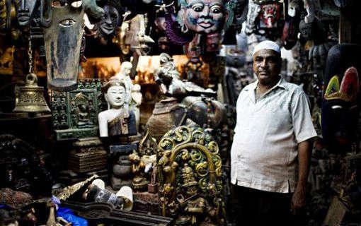 Chor Bazaar Of Mumbai