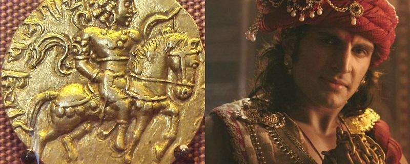 Real story of Chandragupta Maurya and Nandini