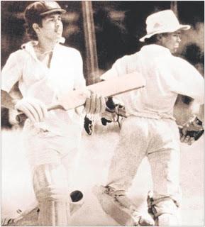 Sachin and Kambli
