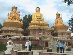 LUMBINI, BIRTHPLACE OF LORD BUDDHA.