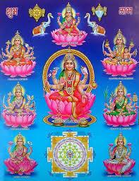 Ashta Lakshmi....