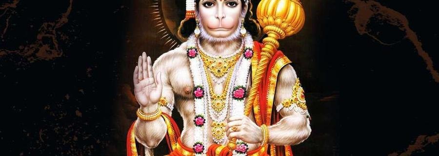 Hanuman Ji is our true protector!
