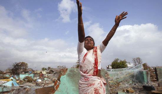 Indian Ocean Earthquake, 2004