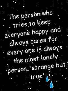 Keeping happy
