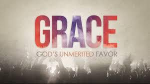 Receive His grace today