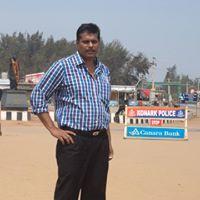 Arun Goswami