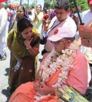 Divyangi Lalita Devi Dasi