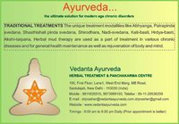 Vedanta Ayurveda