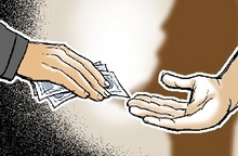 Read full spiritual article: Wave Of Corruption