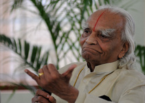 Read full spiritual article: Iyengar: 'May Yoga Save Your Life'