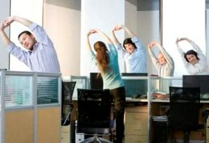 Office-friendly Yoga Poses and Benefits