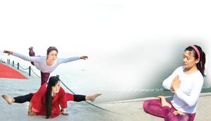 'Yoga is more than asanas'