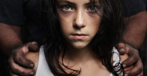 This horrifying video relives the trauma of child prostitution