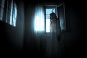 Why can't we see ghosts?