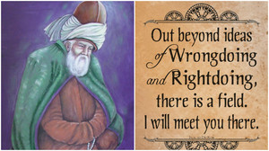 25 Incredible Rumi quotes that will teach you to trust yourself!