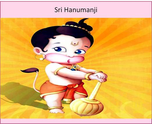 Sri Hanumanji