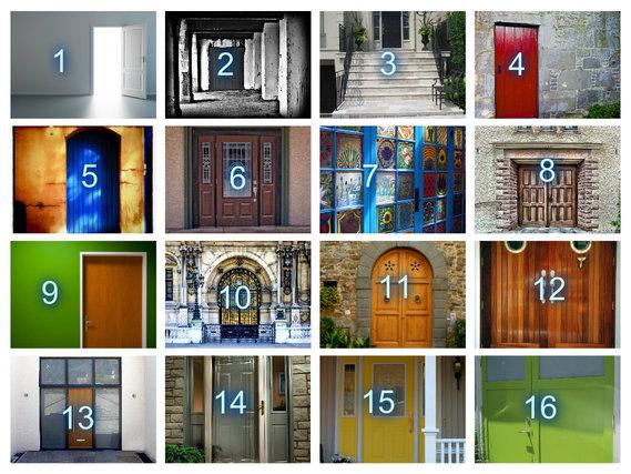 Which Door Will You Open?